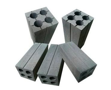 Giá gạch block và sự so sánh giá của các loại gạch không nung